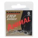 Haczyki Kamasan Animal Barbed ( oczko )