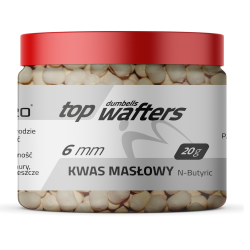 Match Pro Top Dumbels Wafters KWAS MASŁOWY 6x8mm 20g