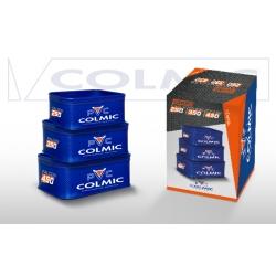 Colmic COMBO FALCON 250 + 350 + 450 zestaw pojemników PVC