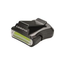 Lorpio Latarka 5 LED z klipsem na daszek
