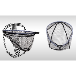 Herakles AREA LANDING NET HEAD LIGHT RUBBER - kosz podbieraka
