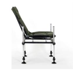 Elektrostatyk Cuzo F3 - fotel zielony