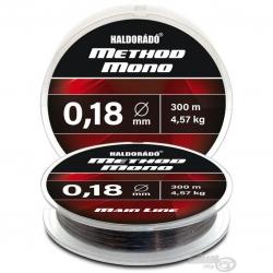Haldorado Method Mono 0,18mm / 300m - żyłka