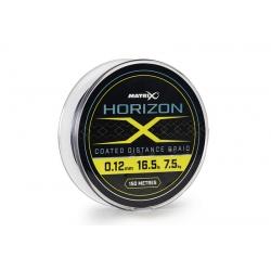 Matrix HORIZON X COATED BRAID - plecionka 0,08 150 m