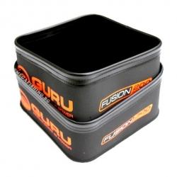 Guru Fusion 300 Bait Pro + 200 Bait Pro zestaw pojemników