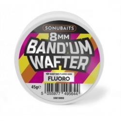 Sonubaits Bandum Wafters 10mm- FLUORO