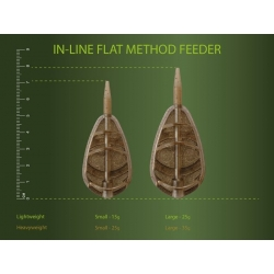 Drennan Flat Method Feeder Large - koszyk