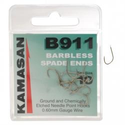 Kamasan B911 (Oczko) - haczyki