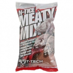 Bait -Tech N-TICE MEATY MIX GROUNDBAIT 2kg - zanęta