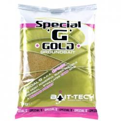Bait-Tech SPECIAL G GOLD 1kg - zanęta