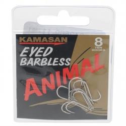 Kamasan Animal Barbless (oczko) - haczyki