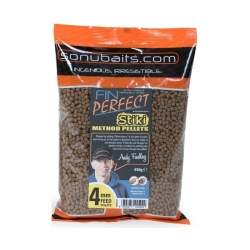 Sonubaits Fin Perfect Stiki Pellets 4mm - pelet