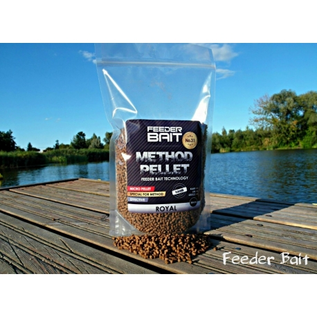 Feeder Bait Method Pellet Rak 4mm - pellet