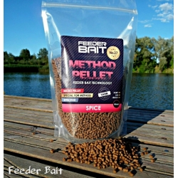 Feeder Bait Method Pellet Spice 4mm - pellet