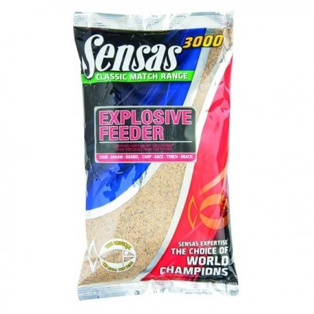 Sensas Explosive Feeder - zanęta