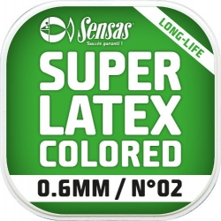 Sensas Super Latex Coloured - amortyzator