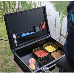 NuFish Aqualock Side Tray- tacka boczna z pokrywą