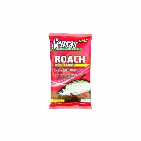 Sensas 3000 Super Roach - zanęta