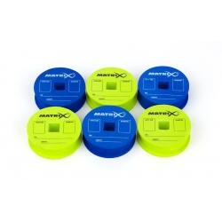 Matrix EVA Rig Discs & Pins x 6 - rolki na przypony