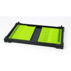 Matrix Loaded Pole Winder Tray 18cm (26szt) Lime
