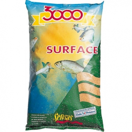 Sensas 3000 Surface - zanęta