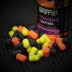 Feeder Bait Czinkers Wafters Hybryda 6//9mm
