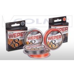 Colmic WEPER X8 GREY - plecionka 100yd