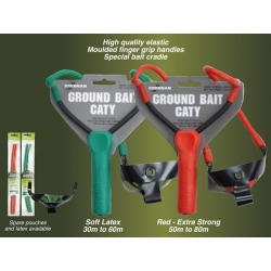 Drennan Groundbait Caty Soft Green - proca