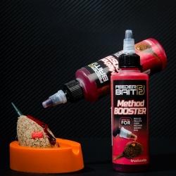 Feeder Bait Method Booster - truskawka