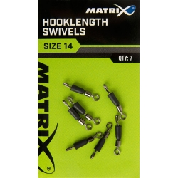 Matrix HOOKLENGTH SWIVELS - roz 16