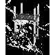 Elektrostatyk Cuzo - podnóżek