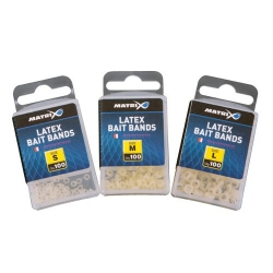 Matrix Latex Bait Bands - gumki do peletu