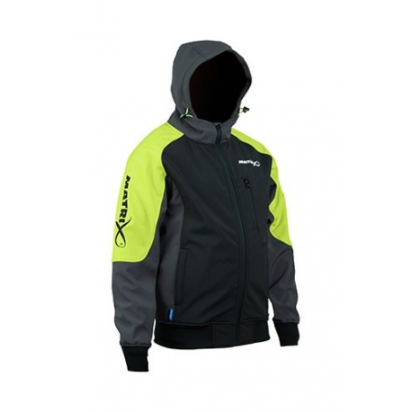 Matrix SOFT SHELL FLEECE - XL