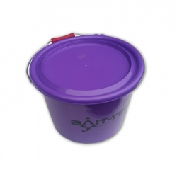 Bait-Tech GROUNDBAIT BUCKET 17L - wiadro z pokrywą