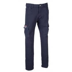 Colmic Pantalone Invernale Official Team - spodnie r.52