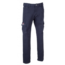 Colmic Pantalone Invernale Official Team - spodnie r.56