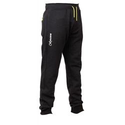 Matrix Minimal Black Marl Joggers -Spodnie dresowe