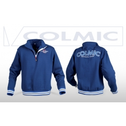 Colmic FELPA UNIVERSAL OFFICIAL TEAM - bluza S