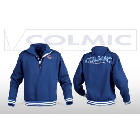 Colmic FELPA UNIVERSAL OFFICIAL TEAM - bluza S