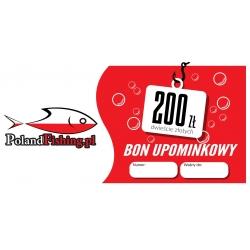 Polandfishing -bon podarunkowy