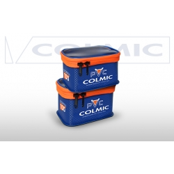 Colmic Combo Scorpion 100 + SCORPION 100- pojemnik zamykany PVC