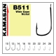Kamasan B511 - haczyki