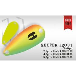 Błystka Herakles KEEPER 4.0gr (Firetiger)