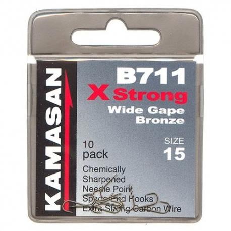 Kamasan B711 - haczyki