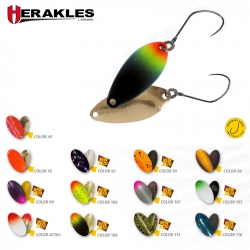Błystka Herakles K1 1.8 g (col. 76)