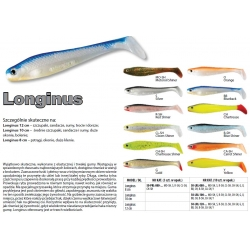 Robinson Ripper Longinus 12cm RED SHINER- kopyto