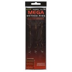ESP MEGA METHOD RIGS Rozmiar 10 przypon karpiowy