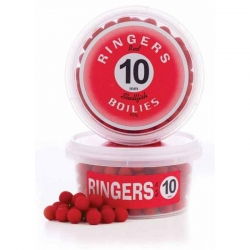 Ringers Red Shellfish Boilies 10mm - kulki