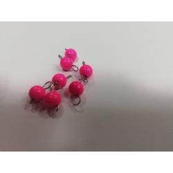 Czeburaszka wolframowa 2 g pink