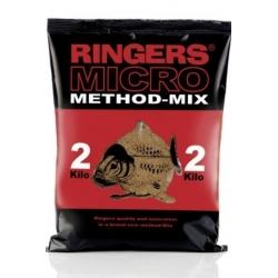 Ringers Micro Method Mix 2kg - zanęta
